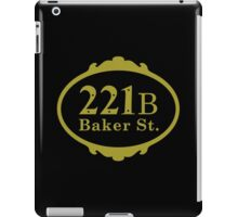 221B Baker Street copy iPad Case/Skin