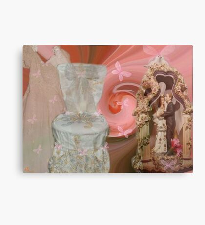 BRIDALSHOWER Canvas Print