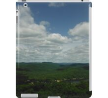Caroga Lake - View from Kane Mountain iPad Case/Skin