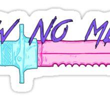 SHOW NO MERCY Sticker