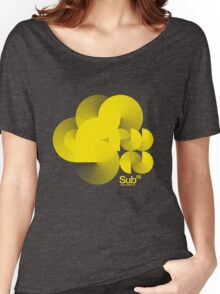 Cloud Sub Women's Relaxed Fit T-Shirt