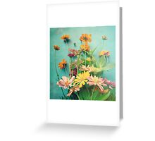 I Carry You With Me Greeting Card