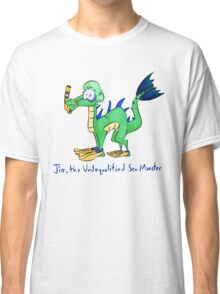 Jim, the Underqualified Sea Monster Classic T-Shirt