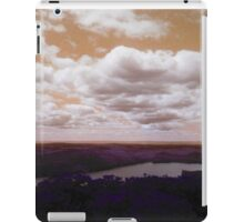 Caroga Lake - View from Kane Mountain - Edit iPad Case/Skin