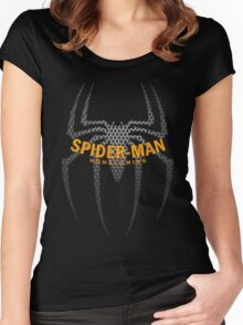 spiderman homecoming Women's Fitted Scoop T-Shirt