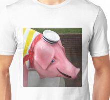 Piggy The Sailor Unisex T-Shirt