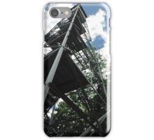 Caroga Lake - Kane Mountain Fire Tower iPhone Case/Skin