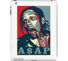 asap iPad Case/Skin