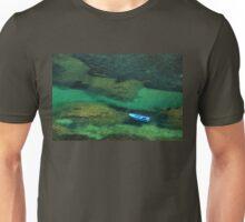 Little blue boat - Kalymnos island Unisex T-Shirt