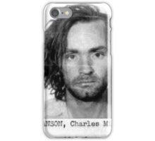 Mugshot iPhone Case/Skin