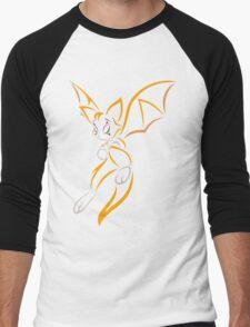 Fidget!? Men's Baseball ¾ T-Shirt
