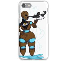 Posable Smoker iPhone Case/Skin