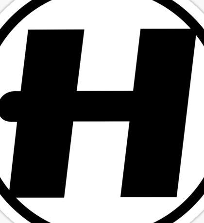Hospital Records Logo - DnB Sticker