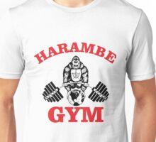 harambe fitness Unisex T-Shirt