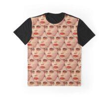 Alyssa Edwards Beauty Mask Pattern Graphic T-Shirt