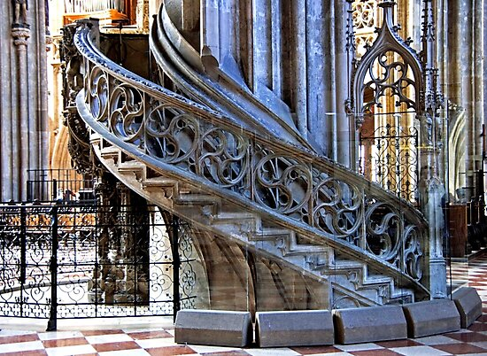 Stairs To The Word by phil decocco