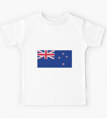 New Zealand Kids Tee
