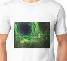 abstract color Unisex T-Shirt