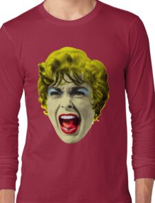 Psycho (1960 film) by Alfred Hitchcock Long Sleeve T-Shirt