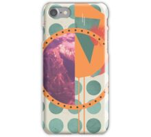 Through the Eye of the Telescope iPhone Case/Skin