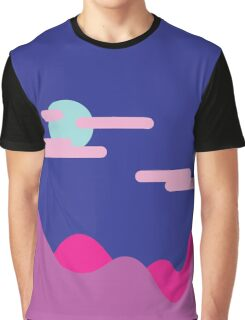 Astral Paradise Graphic T-Shirt