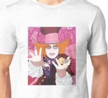 Alice, Mad Hatter Unisex T-Shirt