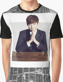 Lee Jong Suk phone case #6 Graphic T-Shirt