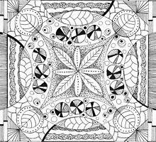 Graphic Tile 1 by sklawunn