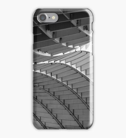 Seville - Black And White Metropol Parasol iPhone Case/Skin