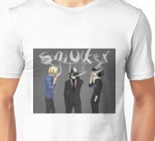 Spike Sanji smoker cross-over One piece cowboy bebop Unisex T-Shirt