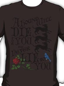 A Hound's Words T-Shirt