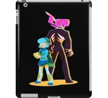 """His heart, huh?"" iPad Case/Skin"