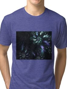 abstract color Tri-blend T-Shirt