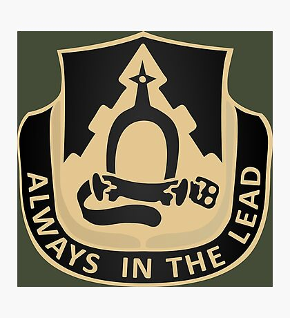1st Squadron, 303rd Cavalry Regiment (US Army)  Photographic Print