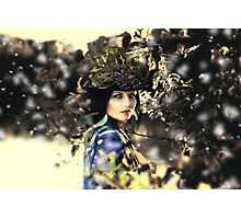 Beautiful young woman  Photographic Print