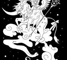 unicorn dreams by Bishin