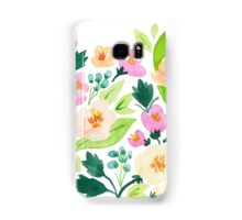 Watercolor Florals Samsung Galaxy Case/Skin