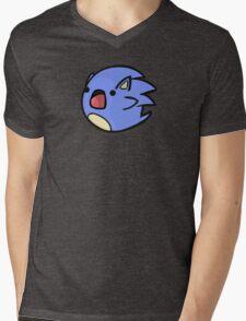 Emote: pkb2Fast Mens V-Neck T-Shirt