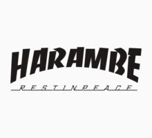 harambe rest in peace Baby Tee