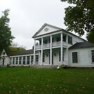 The Pavilion Hotel at Fort Ticonderoga by nealbarnett