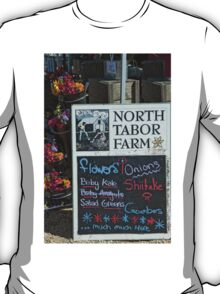 North Tabor Farm T-Shirt
