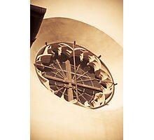 Wind Eye Photographic Print