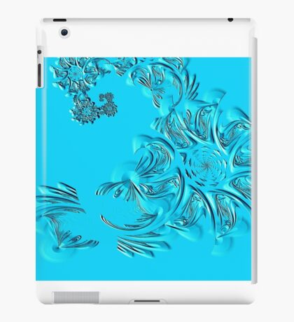 abstract color iPad Case/Skin