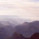 Misty Canyon by Alex Cassels