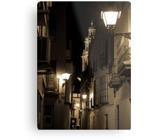 Night in Seville  Metal Print