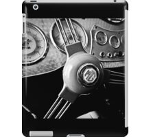 MG Wheel iPad Case/Skin