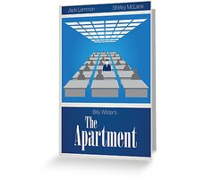 The Apartment Greeting Card