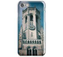 Belfry of Bruges iPhone Case/Skin