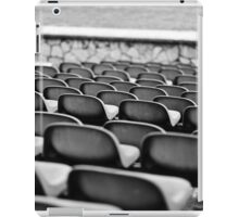 Cheap seats iPad Case/Skin