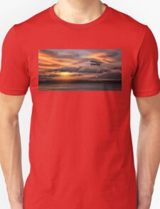 Through The Time Zone Unisex T-Shirt